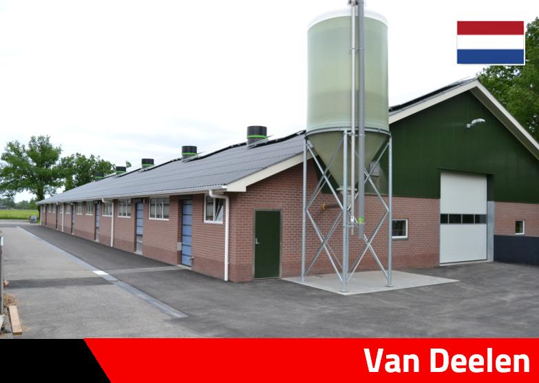 Van Deelen Kalverstal Kootwijkerbroek